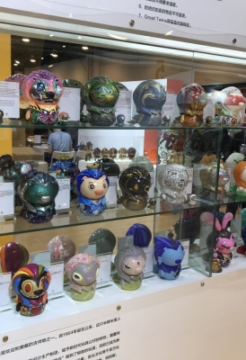 GreatTwins@BeijingToyShow7-9September2018