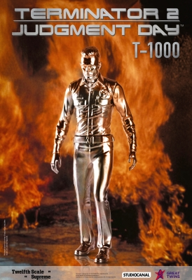 Terminator T - 1000