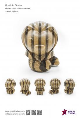 Merlion-Strip-Pattern-Version