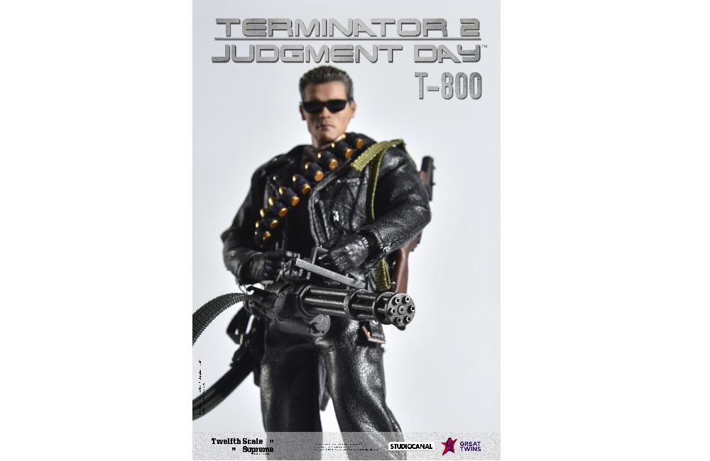 T - 800 Exclusive Pack