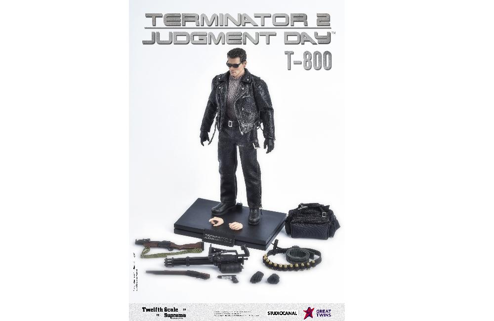 Terminator T - 800 1