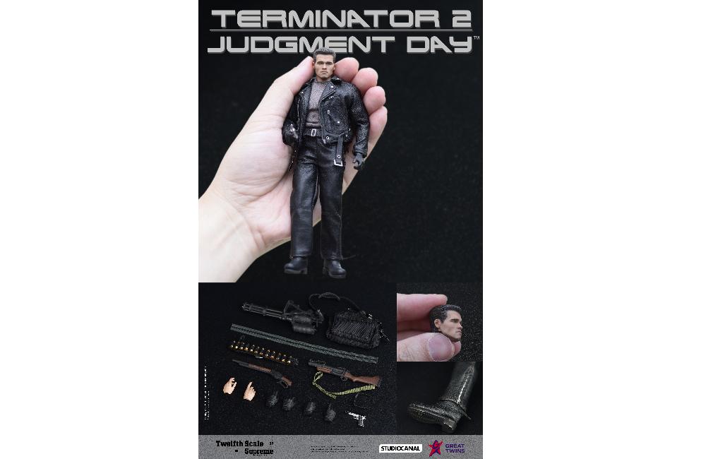 Terminator T - 800 8